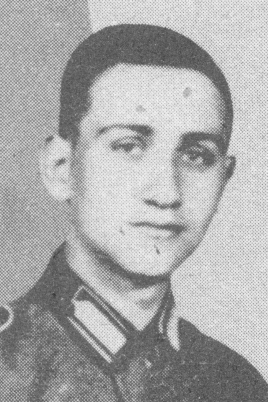 Dronszek Josef