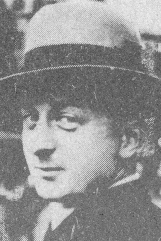 Behrens Fritz
