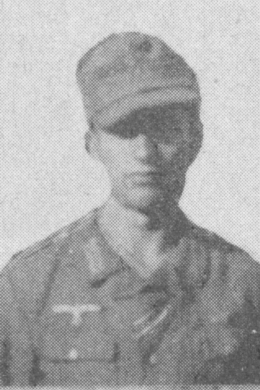 Petersen Gerhard