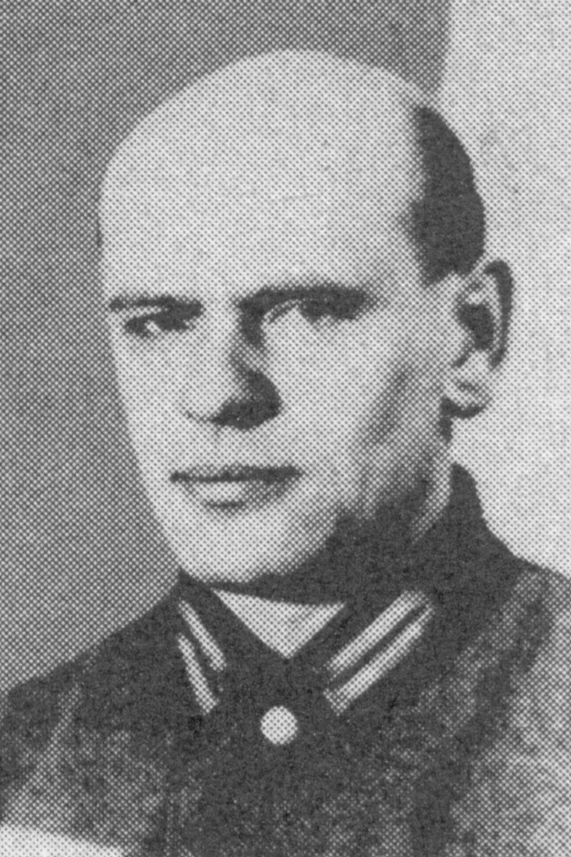 Leineweber Alfred